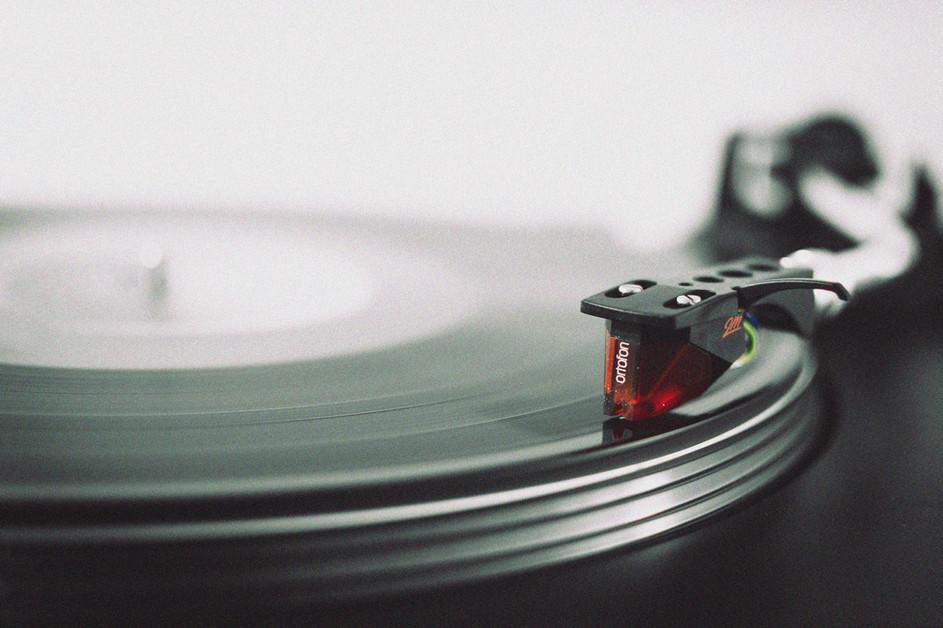 Innspilling og utgivelse av musikk