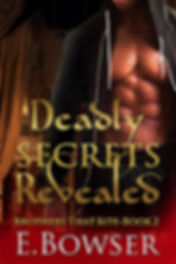 Deadly Secrets Revealed Book 2