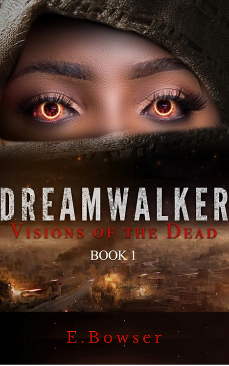 Dream Walker Visions Of The Dead Book 1