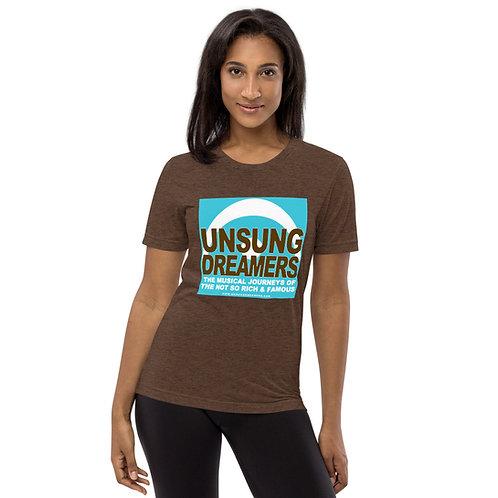 UNSUNG DREAMERS  Short sleeve t-shirt