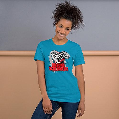 UNSUNG SCREAMERS  Short-Sleeve Unisex T-Shirt