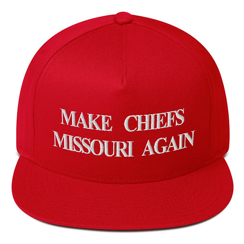 Make Chiefs Missouri Again Hat
