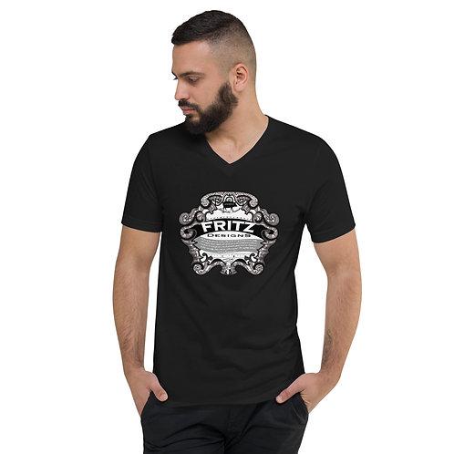 FRITZ DESIGNS V-Neck T-Shirt