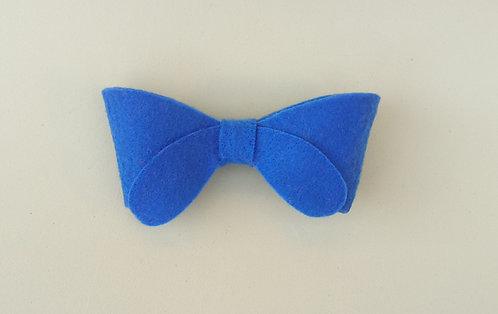 Presilha Laço Azul Royal