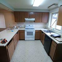 Everett Duplex Kitchen remodel
