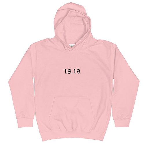 """""""18.19""""Kids Hoodie"""