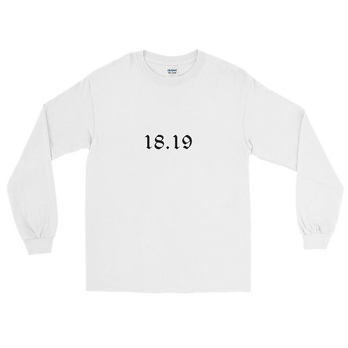 """18.19"" Men's Long Sleeve Shirt"