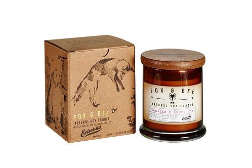Fox & Bee Sweet Pea & Vanilla
