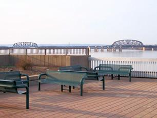 Louisville Locales: Riverfront Plaza/Belvedere