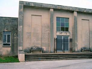 Louisville Locales: Chapel in Eastern Cemetery