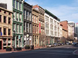 Louisville Locales: West Main Street
