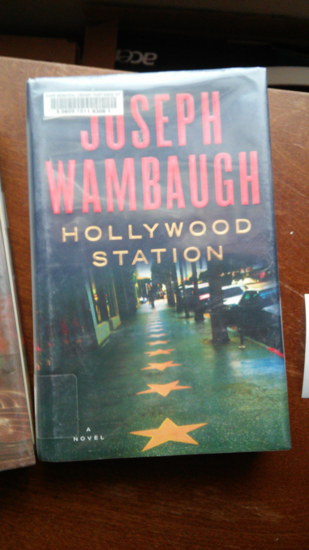 Hollywood Station by Joseph Wambaugh