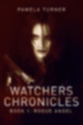 Watchers Chronicles 1: Rogue Angel cover