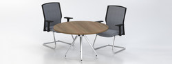 Pod Executive Round Conference Table