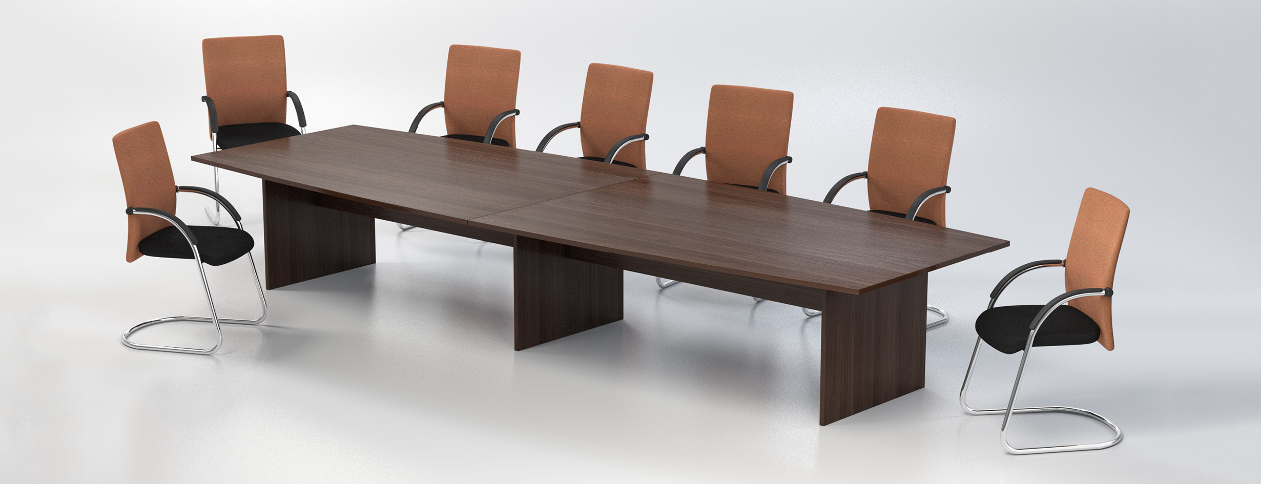 Panel Barrel Executive Boardroom