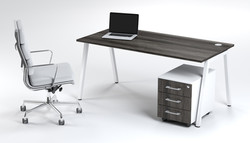 A-Frame Single Desk