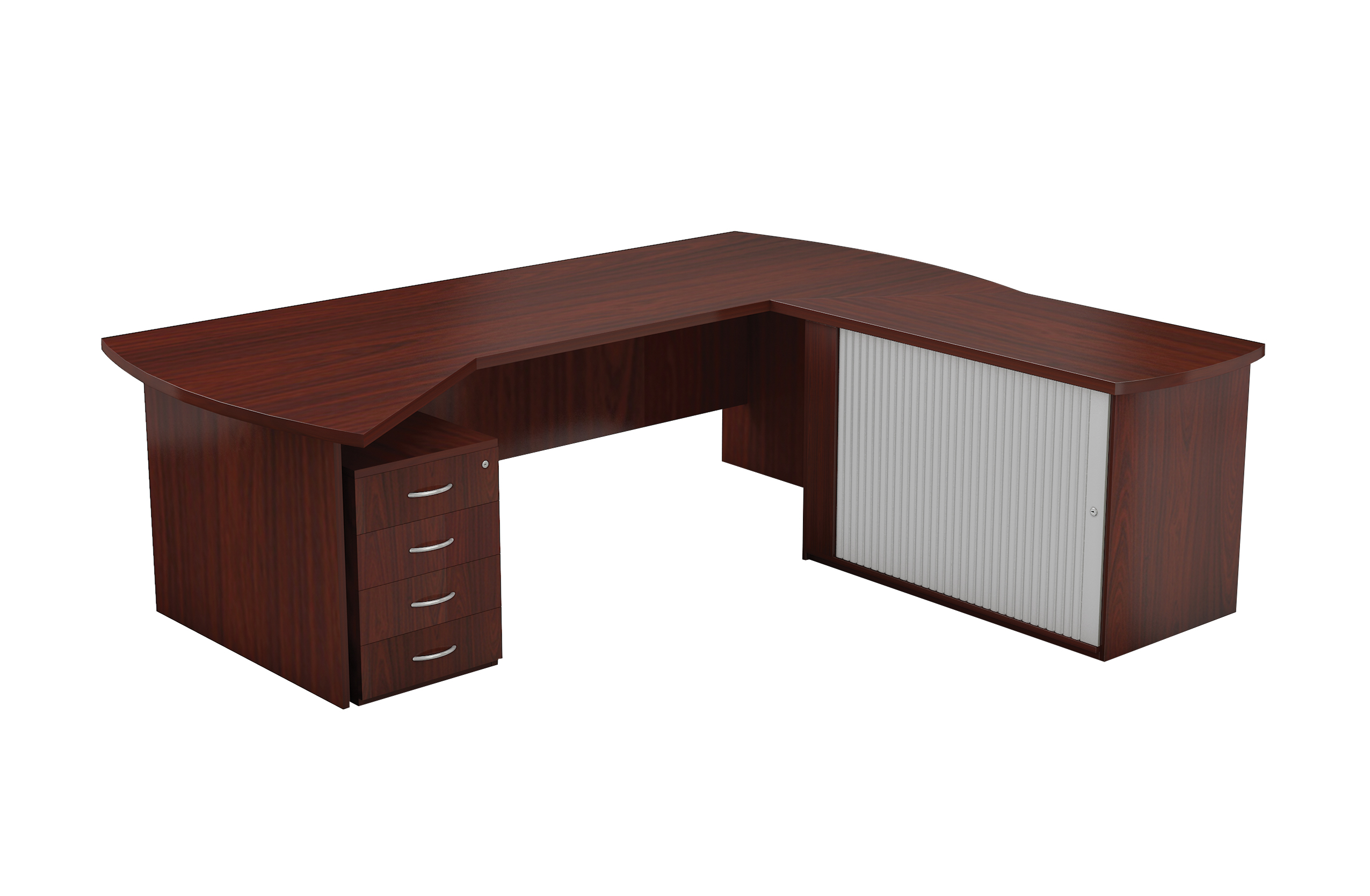 Everest Range with Credenza