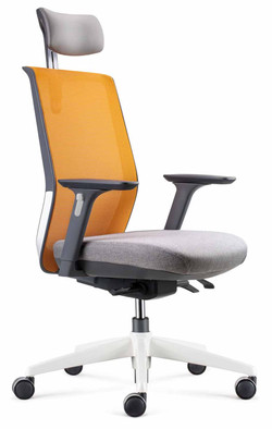 Cre8 Executive High Back with Headrest