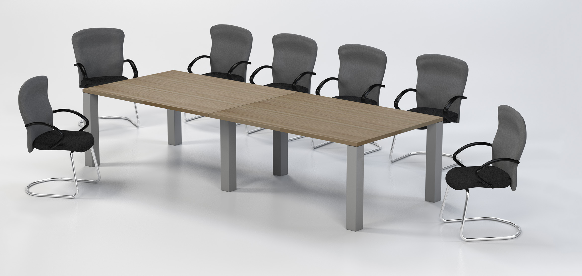 Trim Executive Boardroom Table
