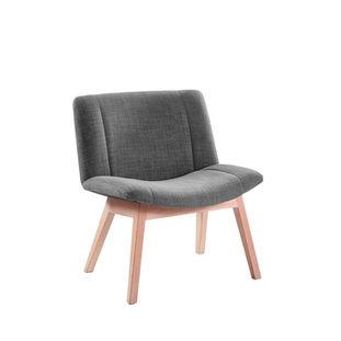 Moru Lounge Chair Grey