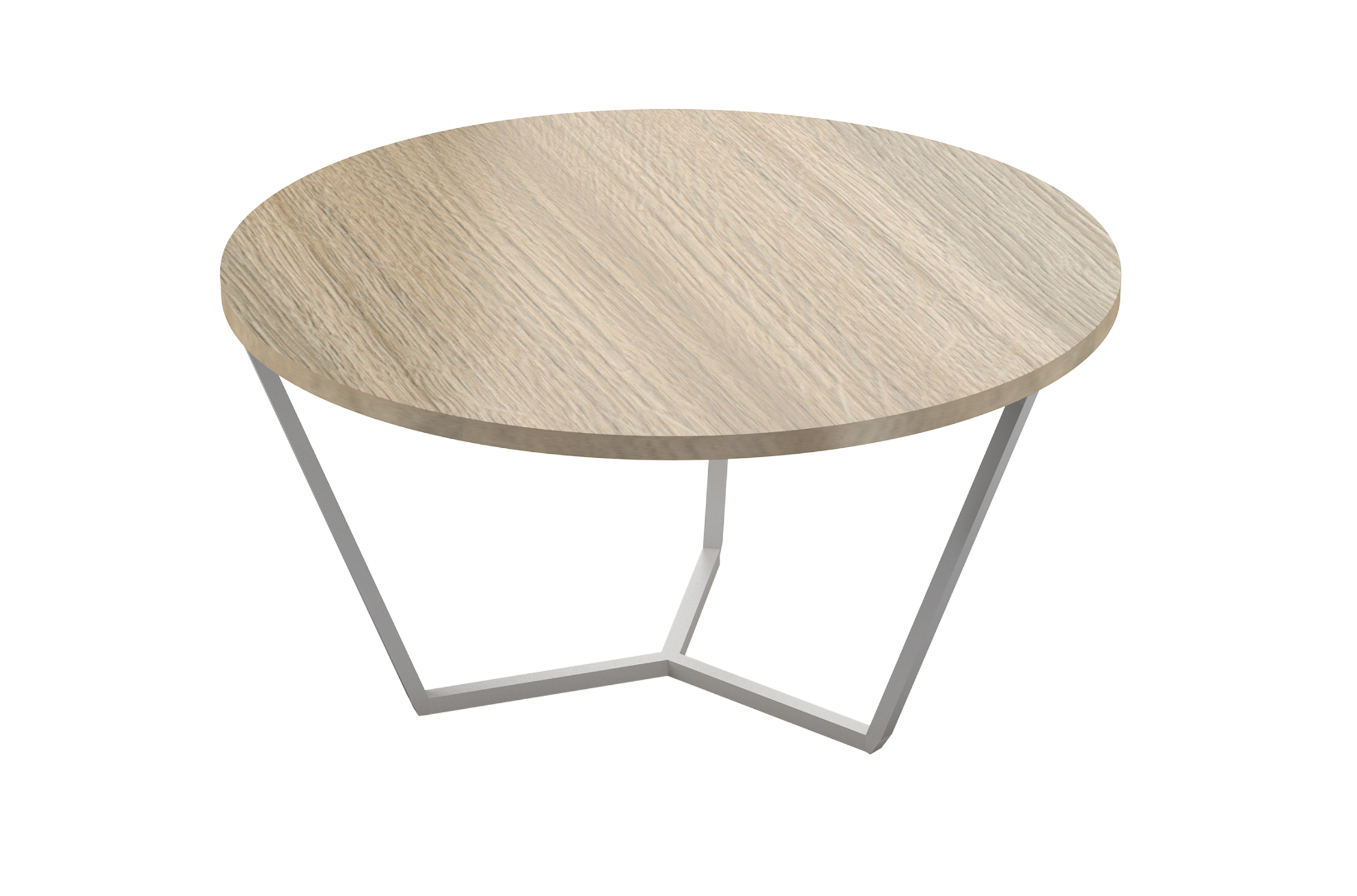 Tapered Frame Conference Table