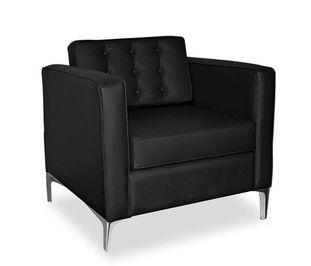 St Helena Single Seater Black