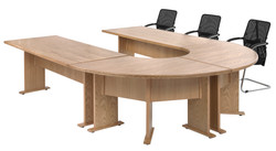 Modular Veneer Boardroom Tables