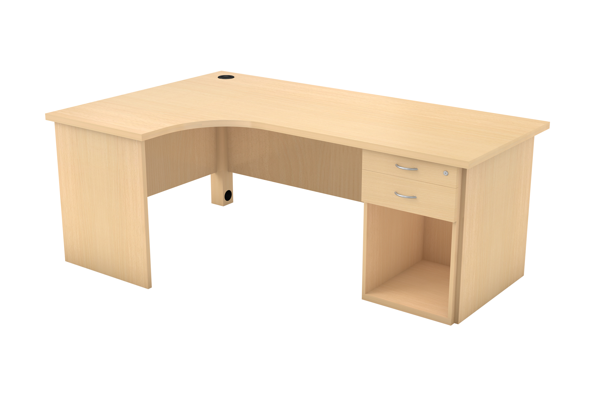 Cluster Network Single Desk