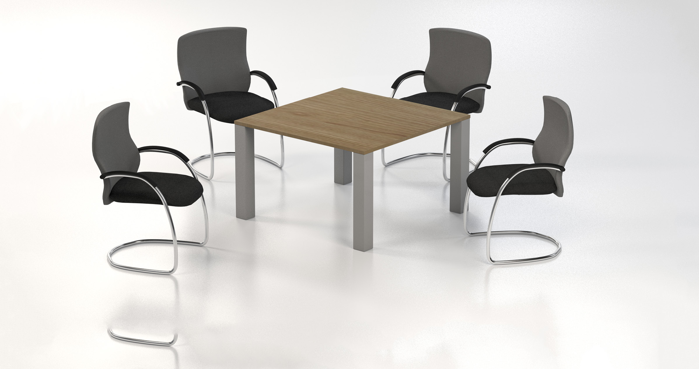 Trim Executive Meeting Table