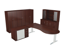 Deacon with Systems Cabinet & Server