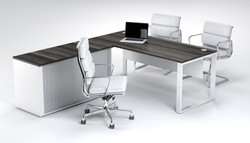 Managerial with Credenza