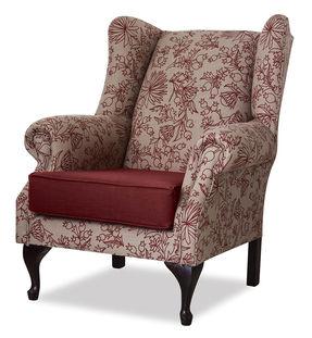 Tahiti Wingback Chair