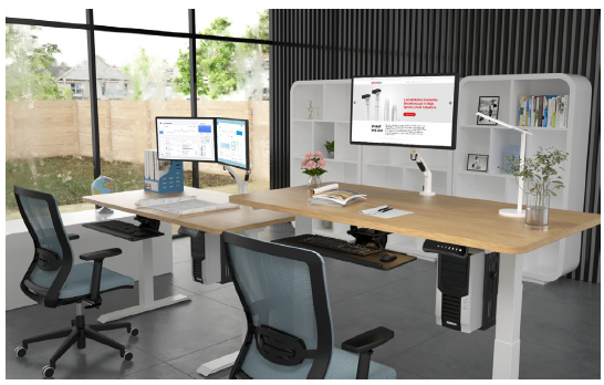 ET323 Height Adjustable Desk