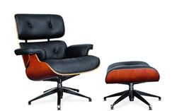 Replica Eames Lounger + Ottoman