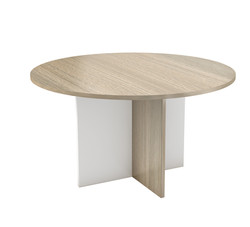 Crossbased Conference Table