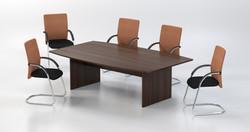 Panel Barrel Executive Boardroom