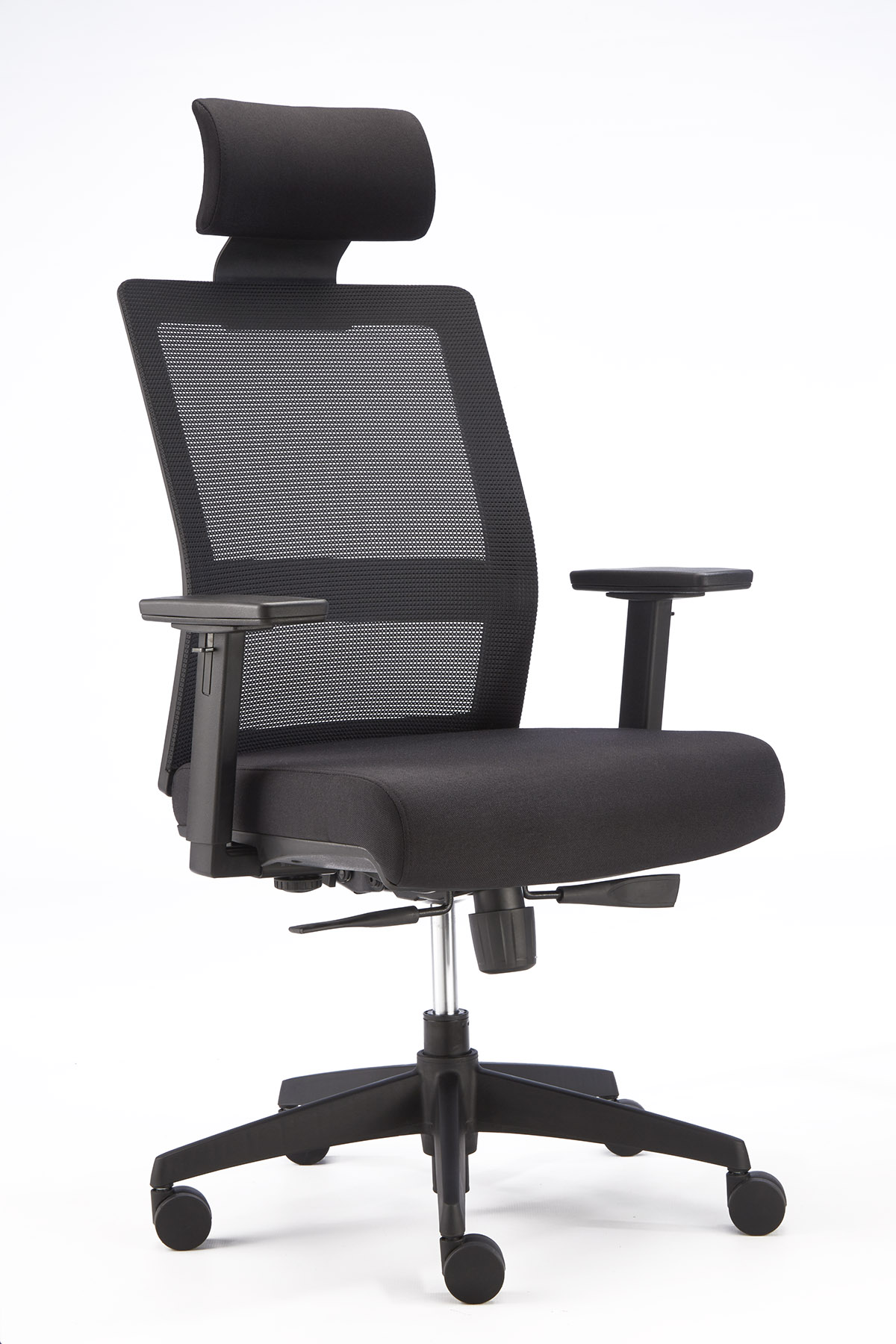 Fuse Executive with Headrest - Adjustabl
