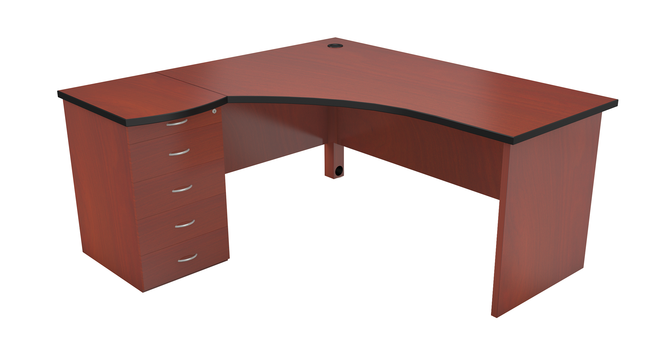 Oxford Cluster Single Desk