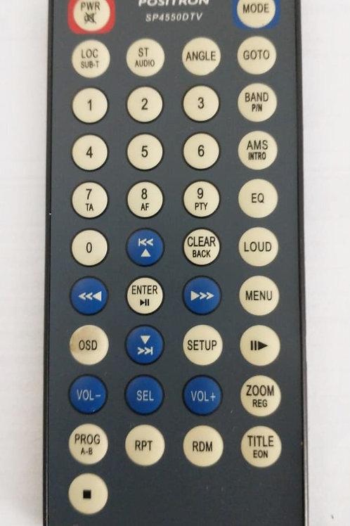 Controle para Rádio Positron Sp4550DTV - usado