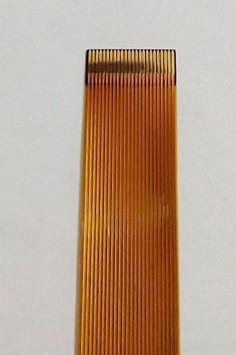 flat  positron 24 vias 80mm 0,5mm