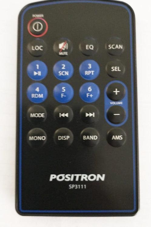 CONTROLE PARA RÁDIO POSITRON SP3111