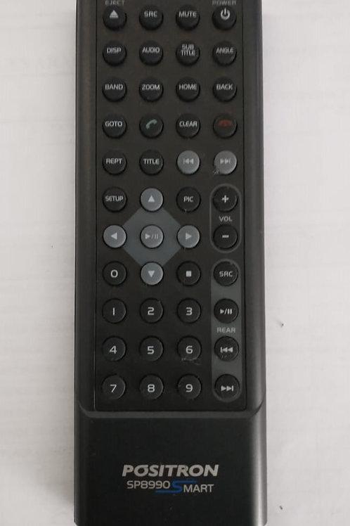 CONTROLE POSITRON SP8990 SMART