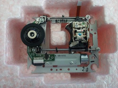 PLACA  ASSY CDJ-200/DV-989AVI MESMA (VXX3125) -DXX2616