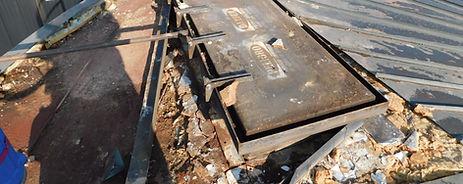 Tank Fixed Roof Repair