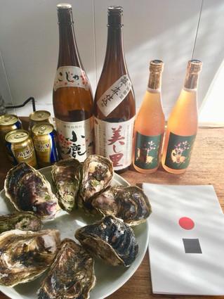 海士町!牡蠣をくらう地域サミット〜!