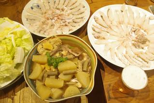 九十九島の真鯛しゃぶしゃぶの会