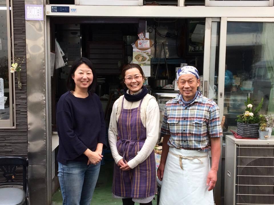 写真左:Naokoさん(後述)
