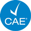 CAE approved web icon.png