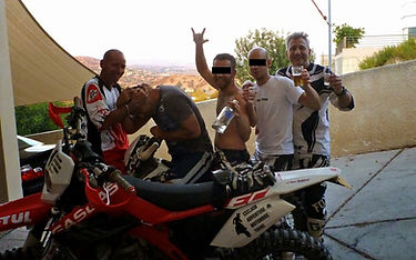 Exclaim Enduro Cyprus