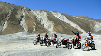 Exclaim Cyprus Enduro Adventure Motorbike Tours Europe